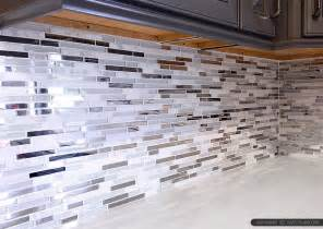 kitchen backsplashes with white cabinets 5 modern white marble glass metal kitchen backsplash tile