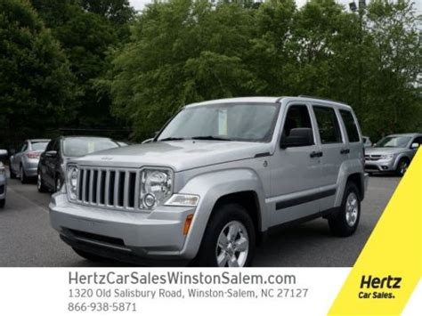 old jeep liberty find used 2011 jeep liberty sport in 1320 old salisbury rd