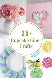 Cupcake Liner Crafts - The Idea Room