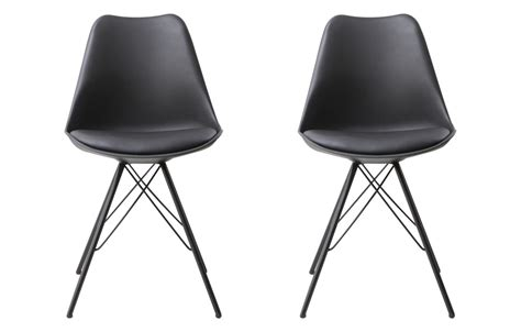 designer eames style dining chair out and out original