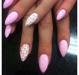 Pink nails we heart it