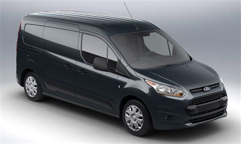 ford transit connect in arrivo al salone di detroit