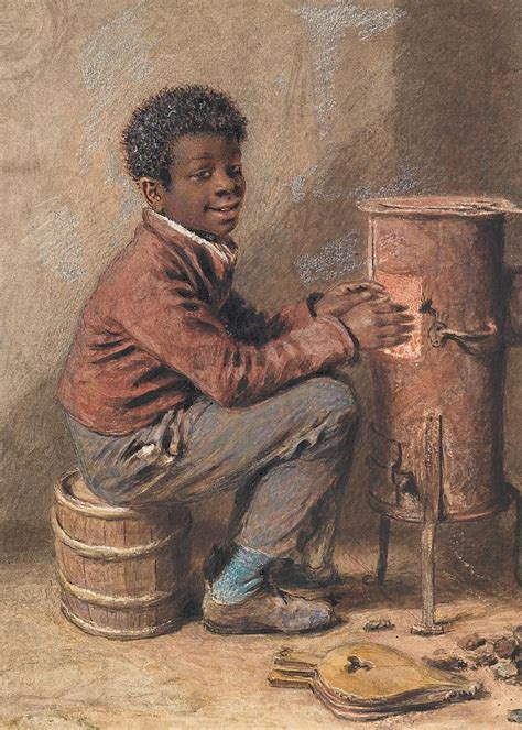 Jim Crow Painting by William Henry Hunt
