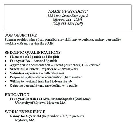 the 25 best chronological resume template ideas on
