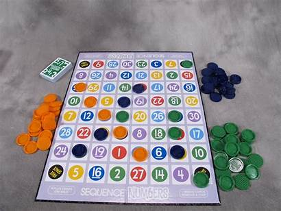 Sequence Numbers Toys Library Height