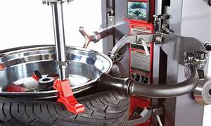 With The Right Adapters  The Ranger R23st Tire Changer
