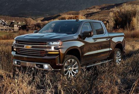 Chevy's 2019 Silverado Gets New 3l Duramax Diesel, Larger
