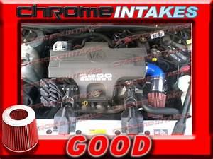 Blue Red 1998 1999 Chevy Lumina Ls Ltz All 3 8l V6 Air