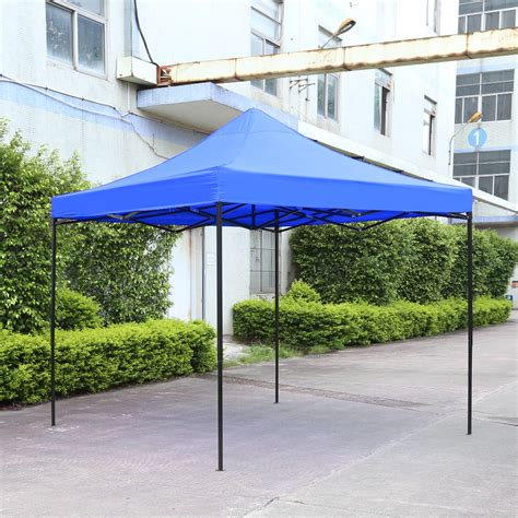 Folding Gazebo 3x3m Pop Up Gazebo Outdoor Garden Folding Market