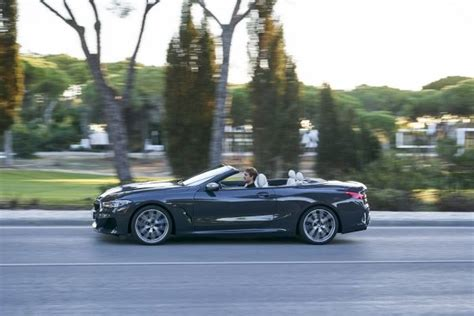 Athletic aesthetics · advanced innovations · dynamic engineering BMW M850i xDrive Convertible 2020 - Motors Plus