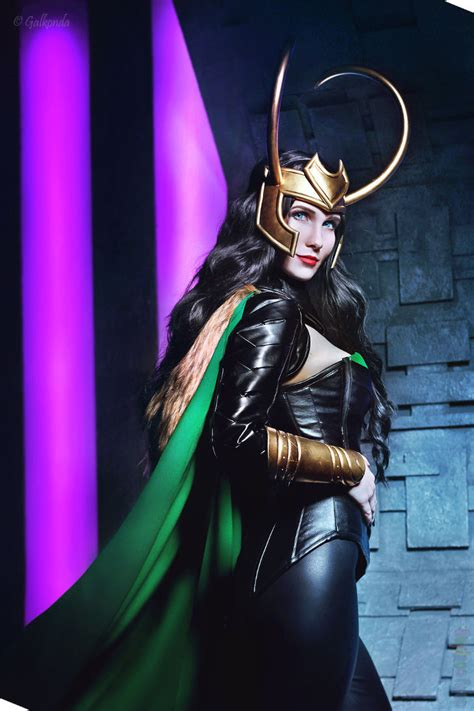 Lady Loki From Thor Daily Cosplay Com