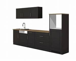 Einbauküche Ohne E Geräte : k che k ln k chenzeile k chen leerblock ohne e ger te 300 cm grau graphit 4250163759086 ebay ~ Indierocktalk.com Haus und Dekorationen