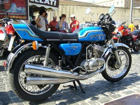 Kawasaki Pictures by Kawasaki Kh750 Classic Motorcycle Pictures