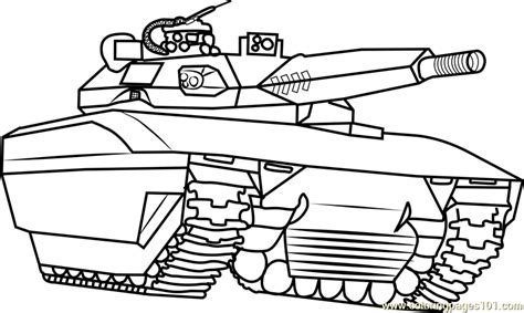 army tank coloring page  tanks coloring pages