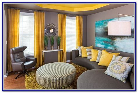 Paint Colors That Go With Yellow  Home Design Ideas