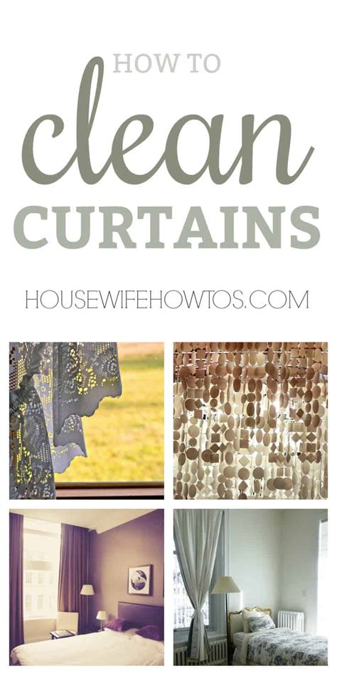 clean drapes how to clean curtains get any type of curtain clean and