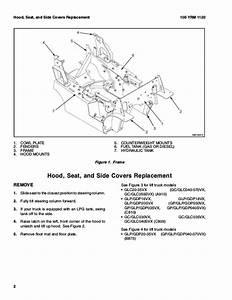 Yale  C810  Gdp040svx Lift Truck Service Repair Manual
