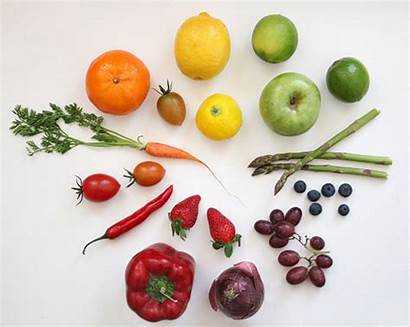 Colour Project Rainbow Produce Objects Wheel Household