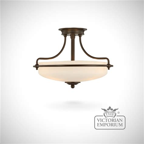 Simple And Elegant Ceiling Light Small Interior