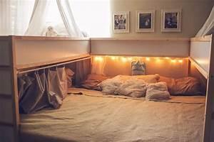 Bett Auf Boden : ein familienbett f r die gro familie mit platz f r 7 personen ~ Markanthonyermac.com Haus und Dekorationen