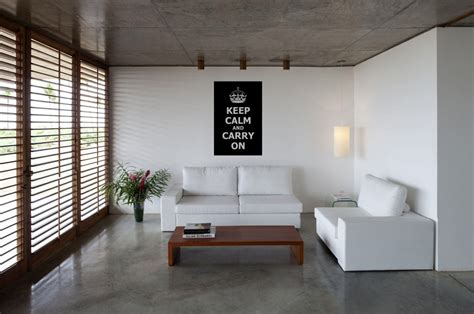 home decore keep calm and carry on decor for your home idesignarch