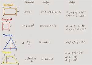 Flächeninhalt Quadrat Seitenlänge Berechnen : weil jeder natur im blut hat 3d formen ~ Themetempest.com Abrechnung