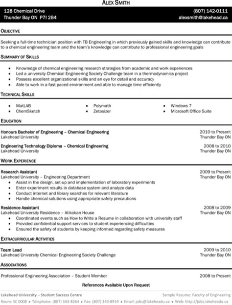 resume for production engineer pdf