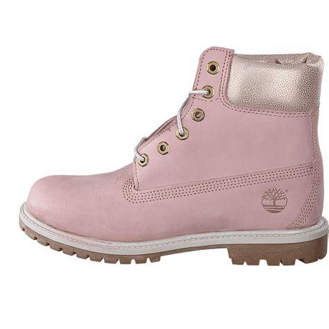 light pink timberlands kj 248 p timberland 6 in premium light pink nubuck rosa sko