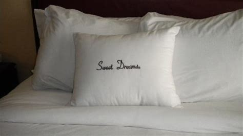hton inn pillows pillow picture of doubletree suites by hotel