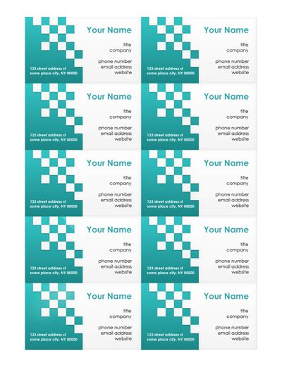 Downloadable Business Card Templates For Word by Free Business Card Templates Make Your Own Business