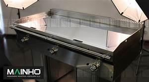 Plancha Fonte Ou Inox : carrement a la plancha pour cuisine exterieure ~ Melissatoandfro.com Idées de Décoration