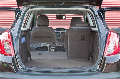 vauxhall mokka   interior autocar