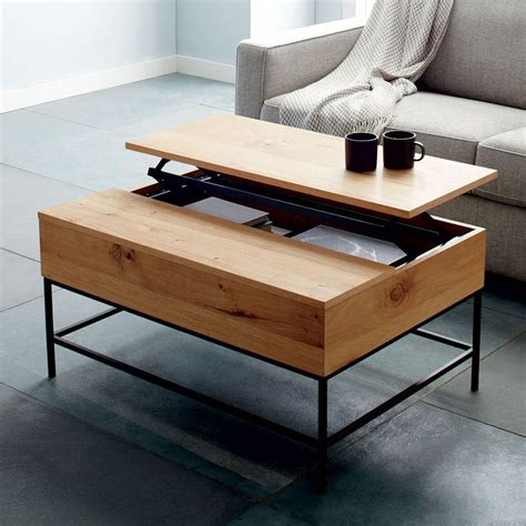 Buy Coffee Tables With Storage by Industrial Storage Coffee Table Small 36 Quot West Elm