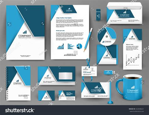 Professional Blue Universal Branding Design Kit Stock Business Card For Restaurant Owner Free Templates Beauty Cards Postage Uk Icons Freepik Visiting Psd File Digital Esthetician Personalized Leather Holders