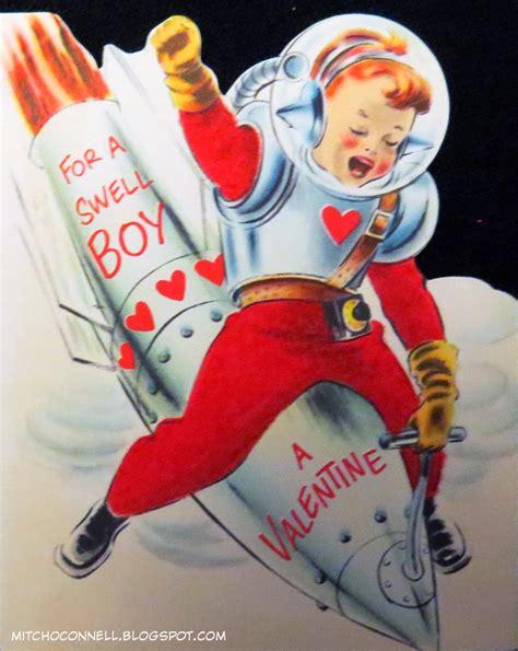 Strange, double entendre vintage Valentine's Day cards ...