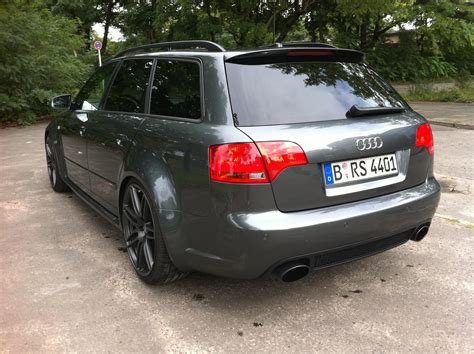 2006 Audi Rs4 Avant 8e Pictures Information And Specs