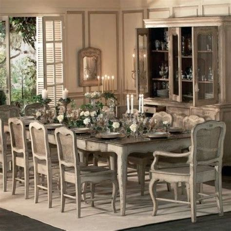 art  french style french provincial dining room