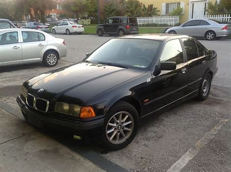 Purchase Used Bmw 328i Black Running Great Ice Cold Ac