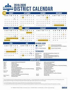 Download Calendar Calendar St Tammany Parish School Board