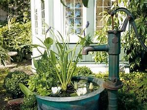 Mini Pool Für Balkon : die besten 17 ideen zu hochteich auf pinterest moderner ~ Michelbontemps.com Haus und Dekorationen