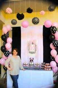 Minnie Mouse Themed Birthday Party Ideas