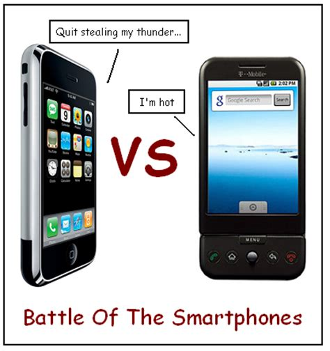 iphone vs smartphone fab tech and media usa divided on smartphone preferences