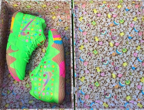 promo code 9a561 57a70 Kyrie 4 Lucky Charms | Quotes of the Day