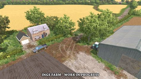 Style Ls Uk by Farming Simulator 2017 Ings Farm 17 Map Ls 17