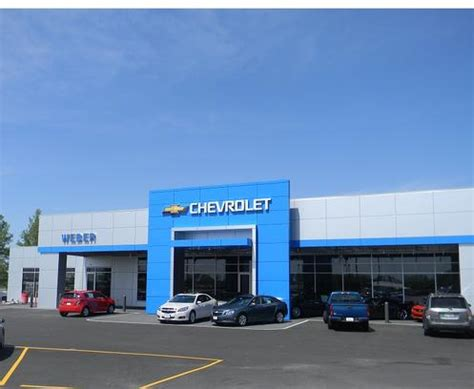 Weber Chevrolet Car Dealership In Columbia, Il 62236  Kelley Blue Book