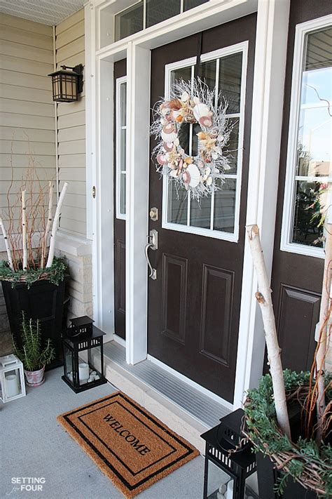 Front Door And Porch Ideas by 10 Front Porch Decor Ideas To Add To Your Home