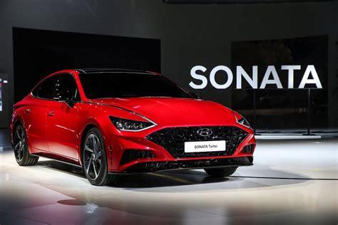 Hyundai Sonata Turbo by Hyundai Jumps Big Apple Debuting New Sonata In Seoul