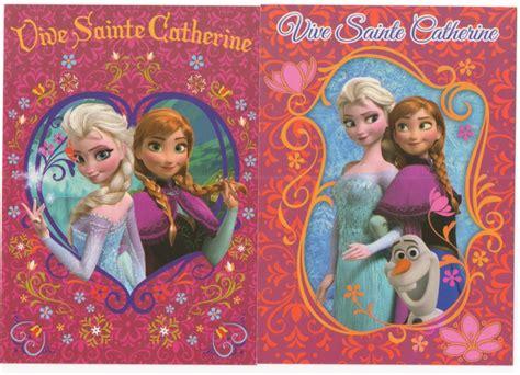 Carte De Sainte Catherine Disney by Les Cartes Postales Disney Page 14