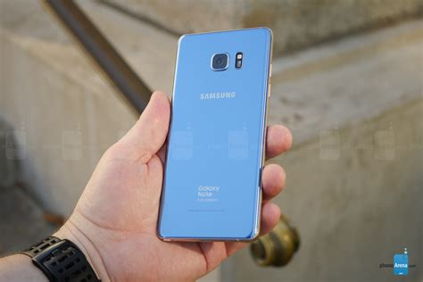samsung galaxy note fe fan edition review