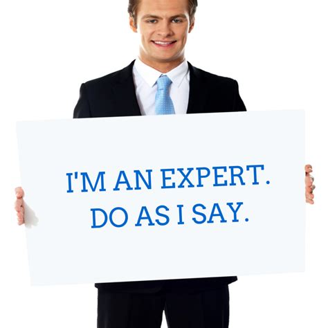 Marketing Expert by Marketing Experts Aren T Always Right Feldman